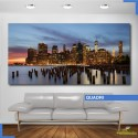 Quadro - Skyline di New York
