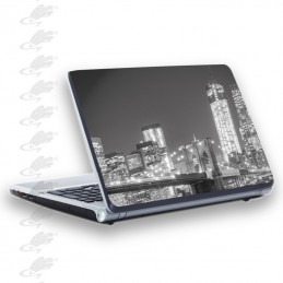 adesivo per notebook - skyline di New York