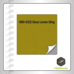 Pellicola 3M gloss lemon sting