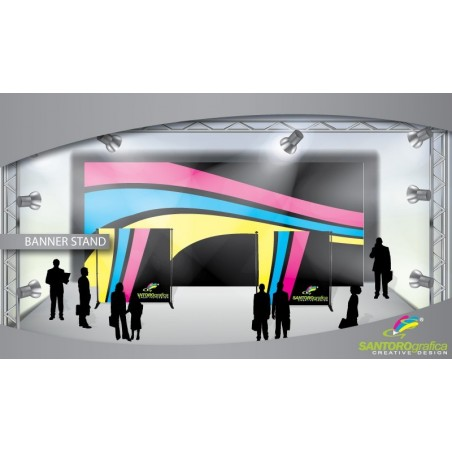 Banner Stand - espositore...