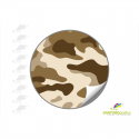 CAMO DESERT STORM - Pellicole wrapping camouflage